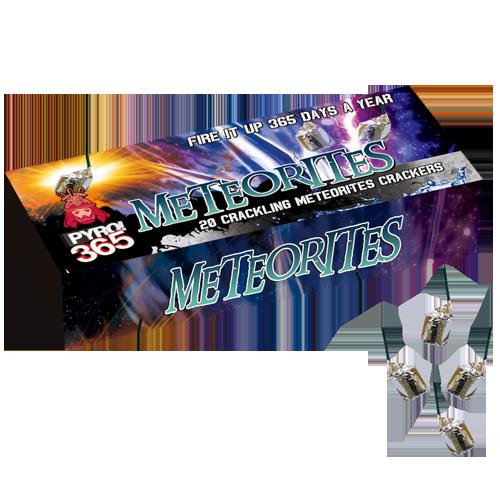 METEORITES, 20 stuks