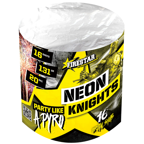 NEON KNIGHTS, 16 sh. 2=1