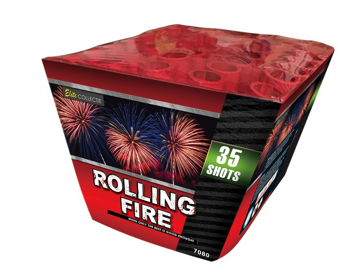 ELITE ROLLING FIRE