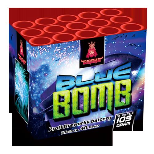 BLUE BOMB, MEEPAKKER!