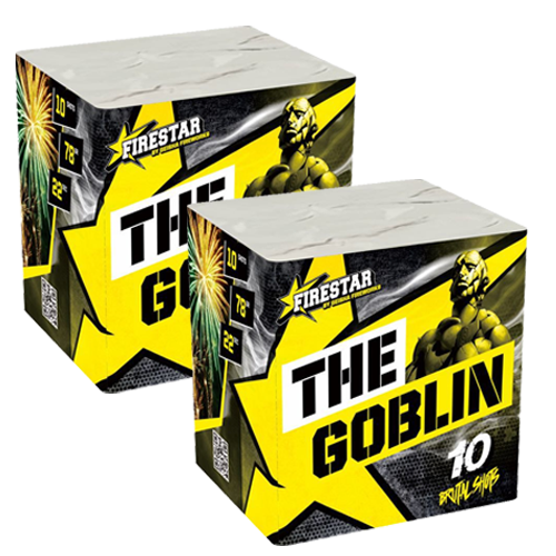 THE GOBLIN, 10 sh. 1+1 GRATIS!