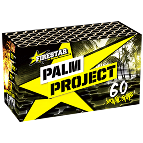 PALM PROJECT, 60 sh. CAKEBOX!