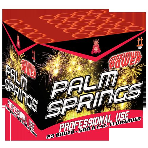 PALM SPRINGS, 25 shots