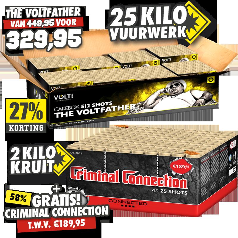 The Voltfather + Criminal Connection