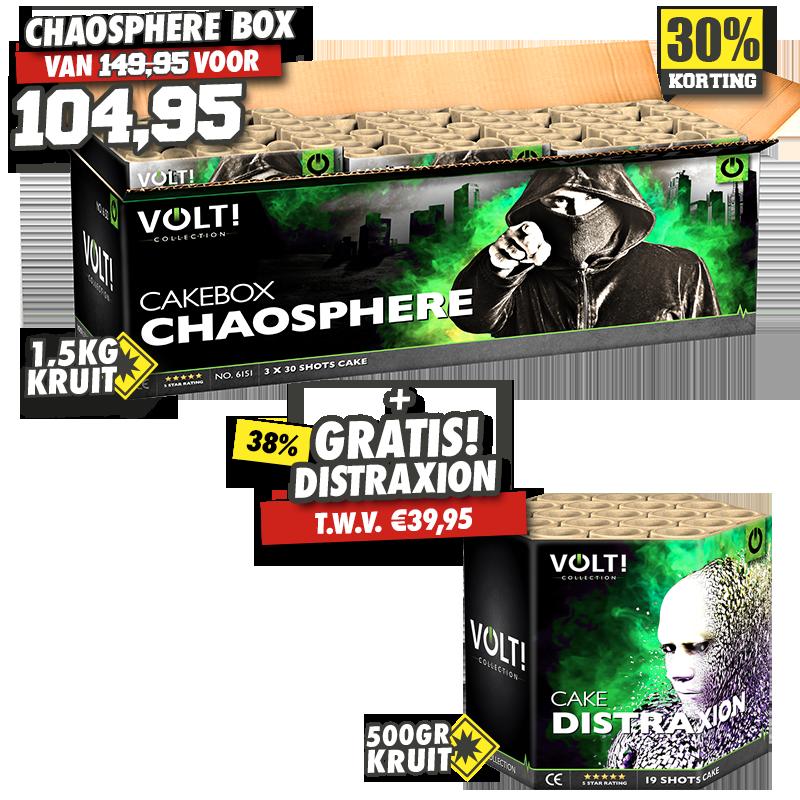 Chaosphere Box + Distraxion