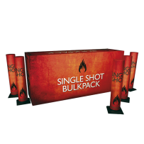 Bulkpack Singleshots (36 stuks)