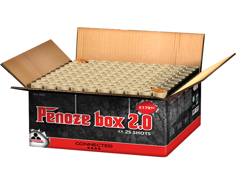 Penoze Box 2.0 CONNECTED