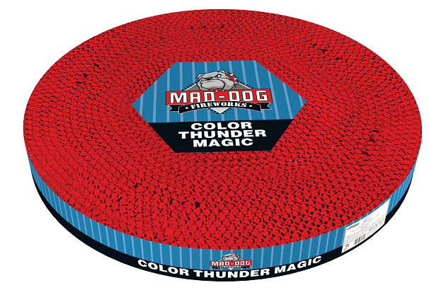 Color Thunder Magic