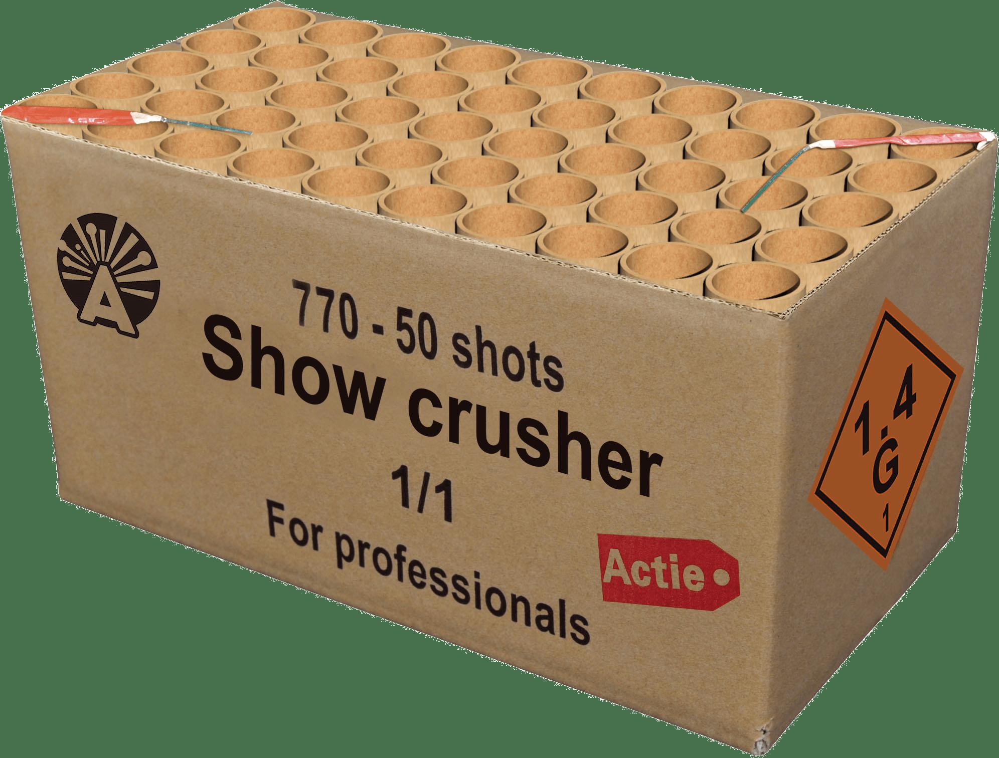 Show Crusher