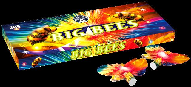 Flying Super Bees (12 stuks)