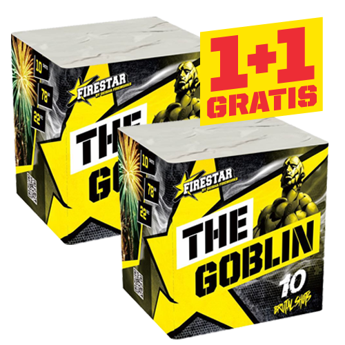THE GOBLIN (1+1 GRATIS)