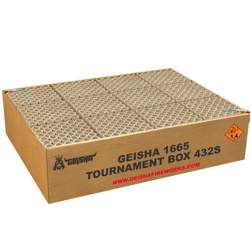 TOURNAMENT BOX (dubbel compound)
