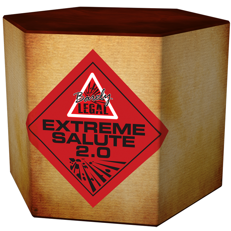NR 161: EXTREME SALUTE 2.0