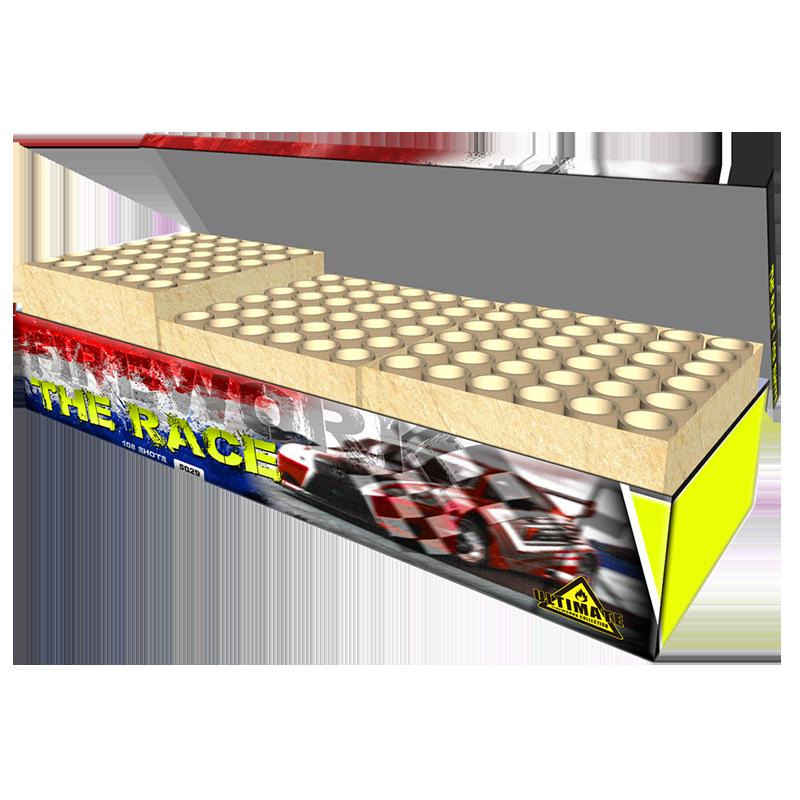 NR 361: THE RACE BOX 108'S