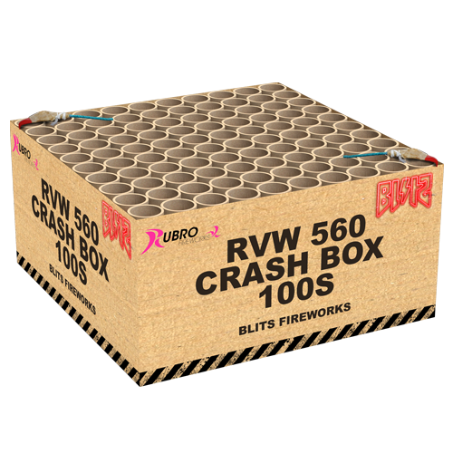NR 203: CRASH BOX 100'S