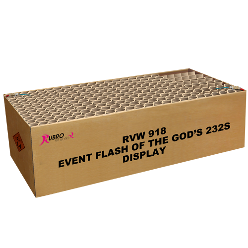 NR 306: EVENT BOX FLASH OF THE GOD'S