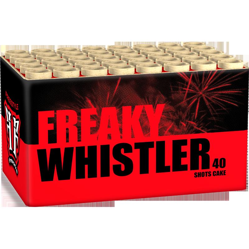 NR: 135 Freaky Whistler