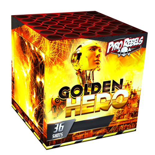 NR 53: GOLDEN HERO