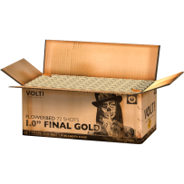 """NR 215: VOLT! 1.0"""" FINAL GOLD **COMPOUND**"""