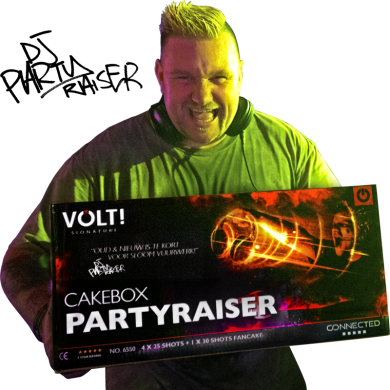 NR 338:  VOLT! VS PARTYRAISER **CONNECTED**