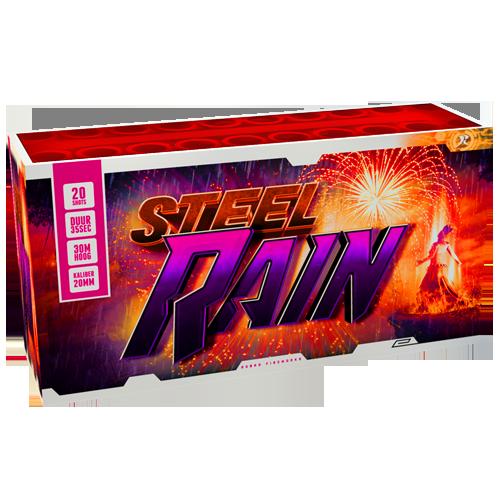 NR 66: STEEL RAIN