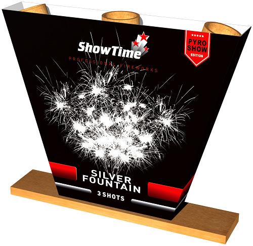 NR 127: SHOWTIME/ CRACKLING FOUNTAIN