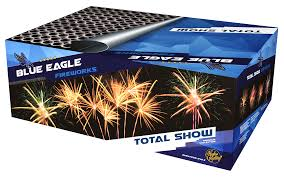 NR 392: BLUE EAGLE TOTAL SHOW