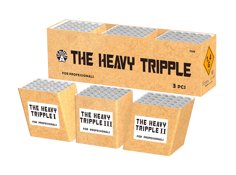 NR 393: THE HEAVY TRIPPLE