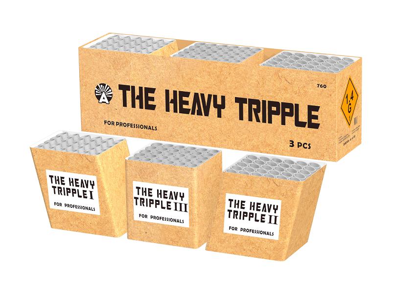 NR 393: THE HEAVY TRIPPLE