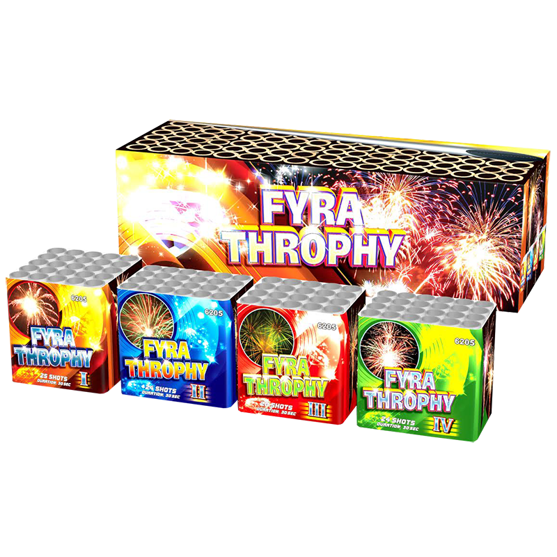 NR 80: FYRA THROPHY