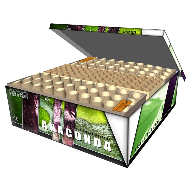 NR 363:  ANACONDA BOX