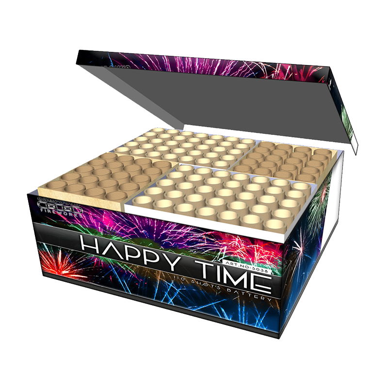 NR 364: HAPPY TIME **CONNECTED**