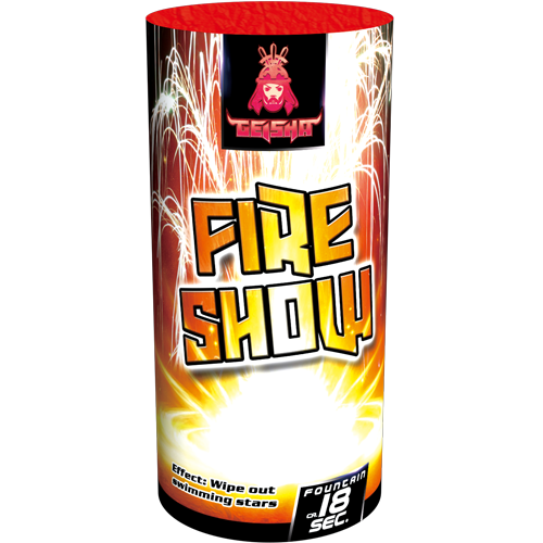 NR 117: FIRESHOW PACK