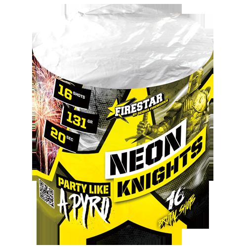 NR 111: NEON KNIGHTS 1+1 gratis