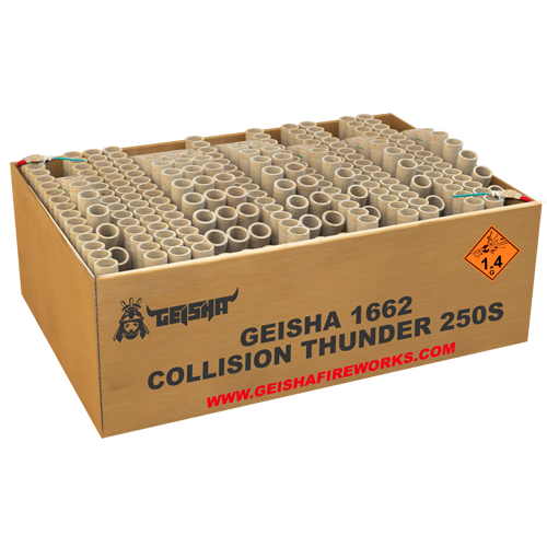NR 314: COLLISION THUNDER