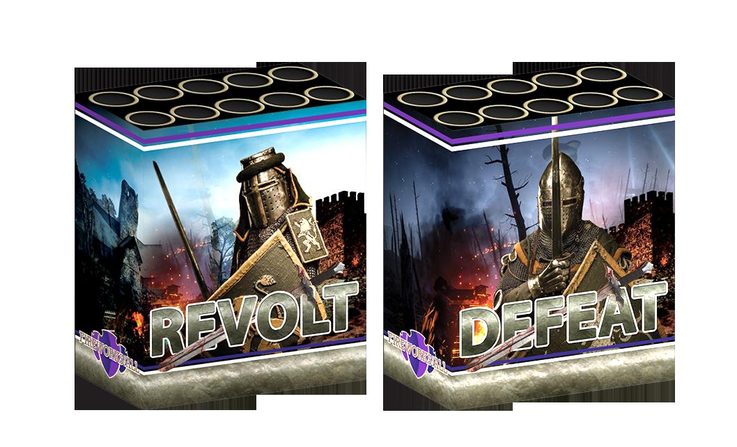 NR 264: REVOLT & DEFEAT