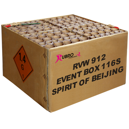 NR 303: EVENT SPIRIT OF BEIJING 116'S