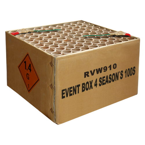 NR 302: EVENT BOX 4 SEASONS 100'S