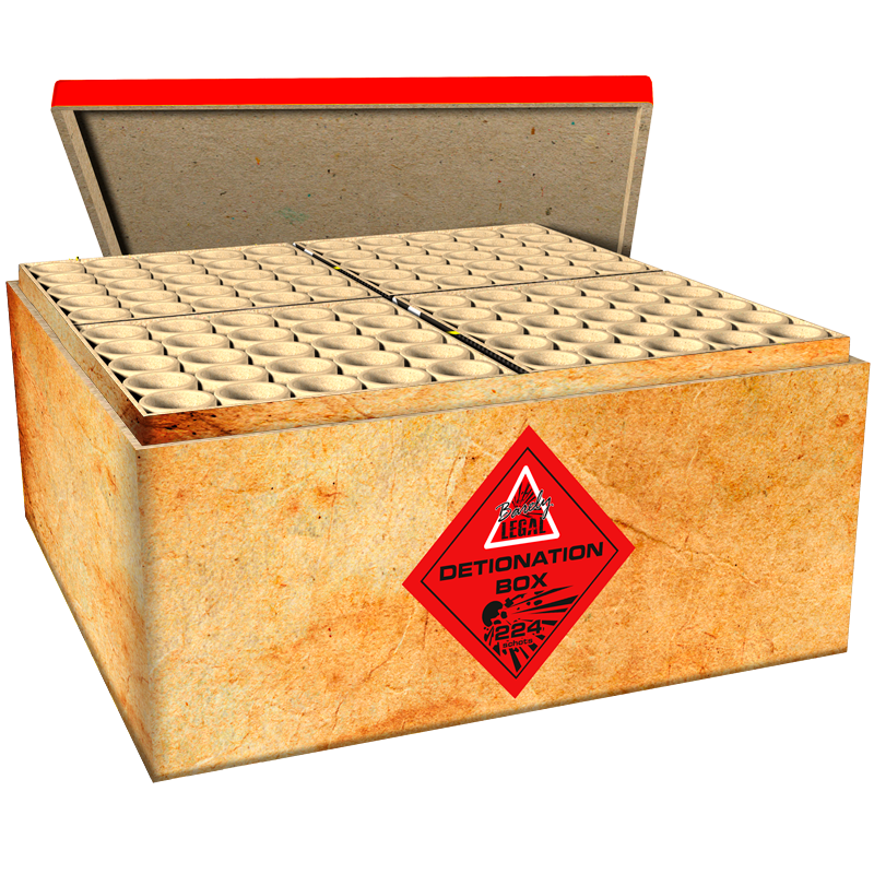 NR: 321 DETONATION BOX