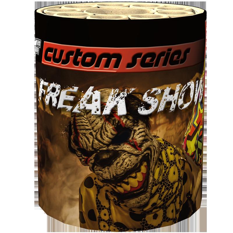 NR 162: FREAK SHOW