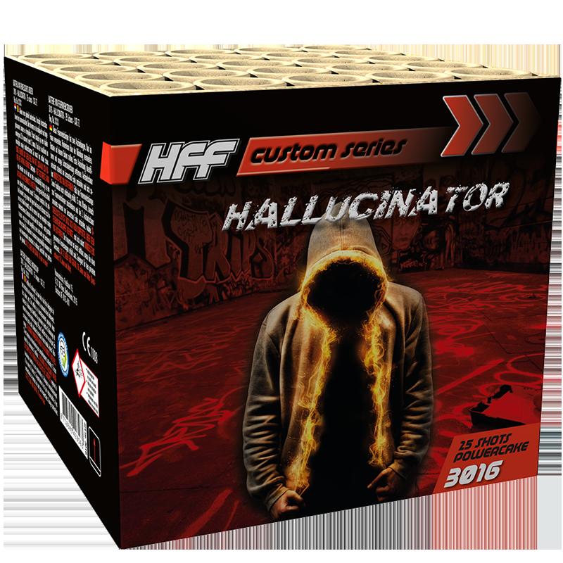 NR 167: HFF HALLUCINATOR
