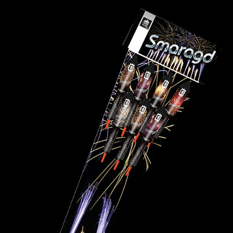 Smaragd Rockets