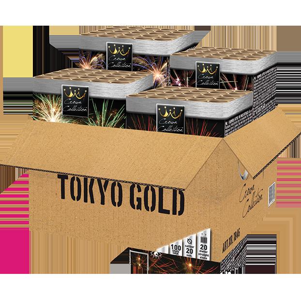 Tokyo Gold