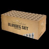 blinking sky