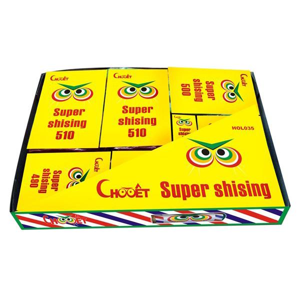 chooet shising pakket