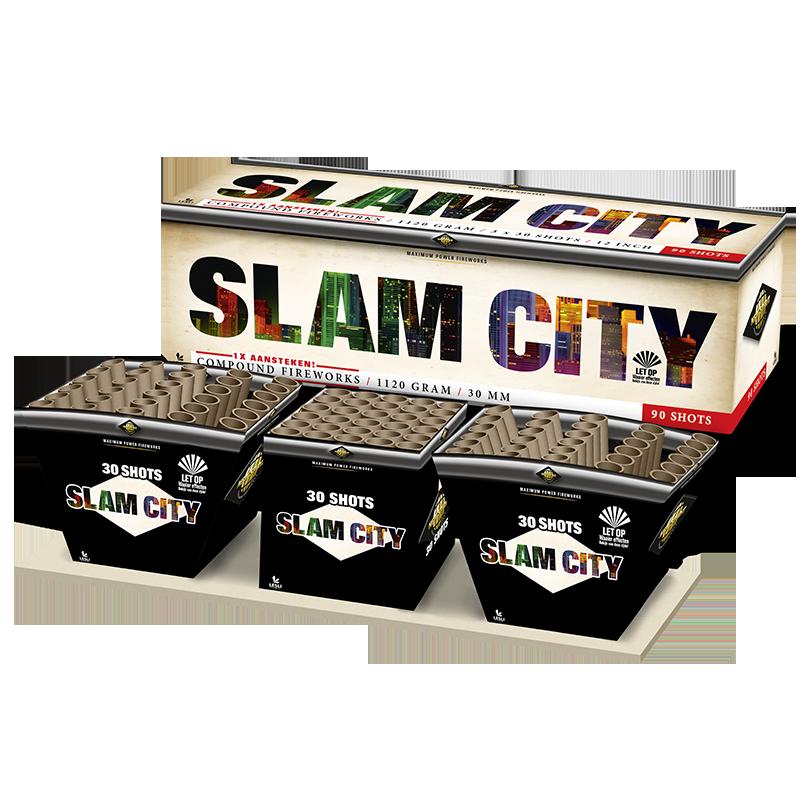 Slam city