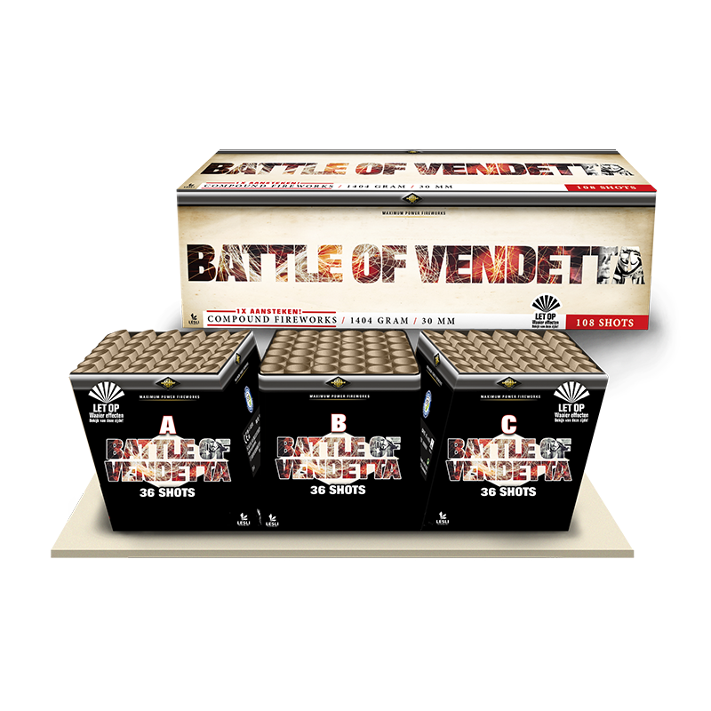 Battle of Vendetta