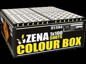 Zena colour box
