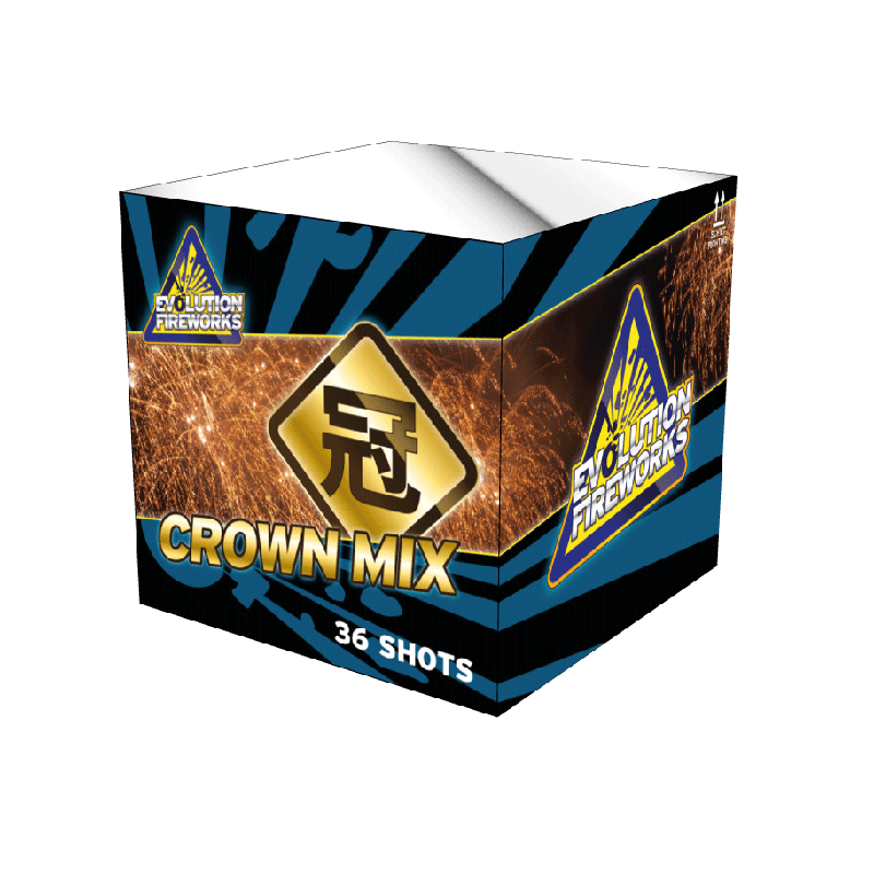Crown Mix EVO-09