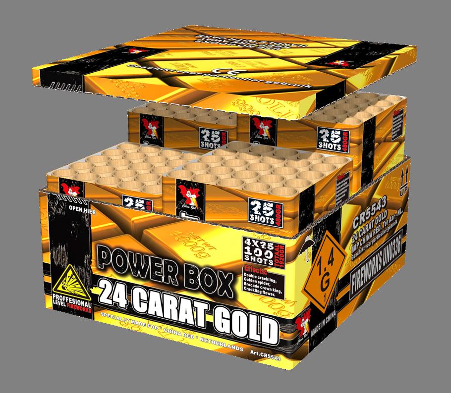 24 Carat Gold Connect